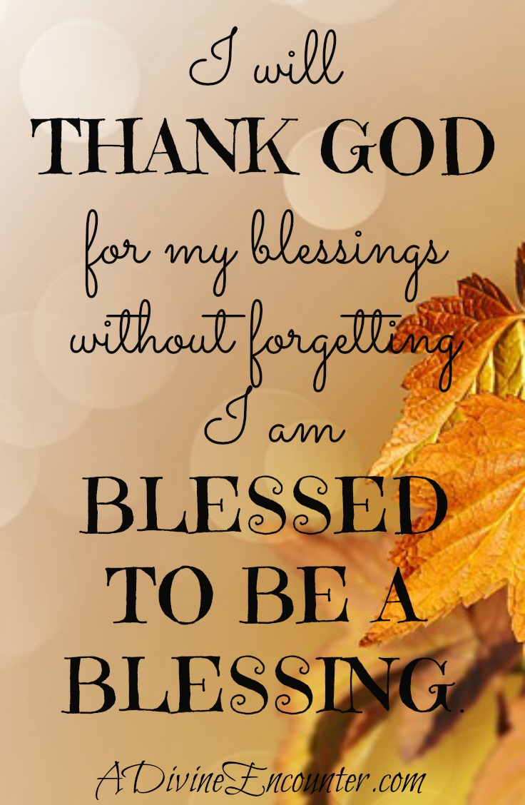 Thanking God Quotes Happy Thanksgiving